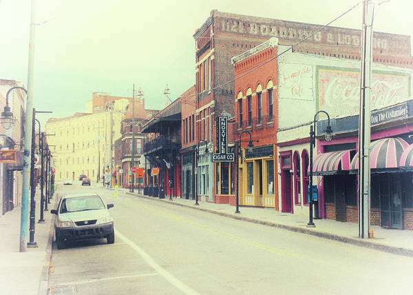 Photograph - Old City by Rick Baldwin
