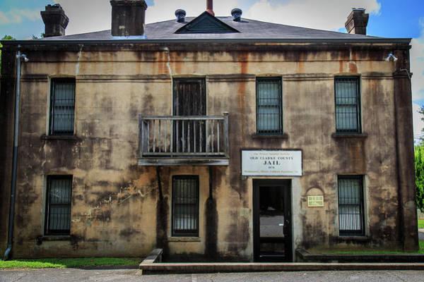 Photograph - Old Clarke County Jail by Doug Camara