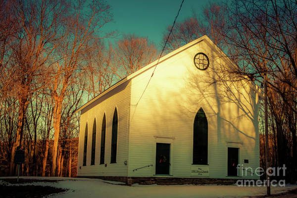 Photograph - Old Clove Church by Eleanor Abramson