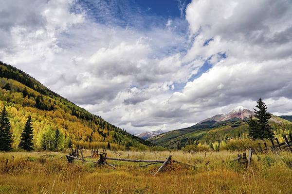 Photograph - Old Colorado by Leda Robertson