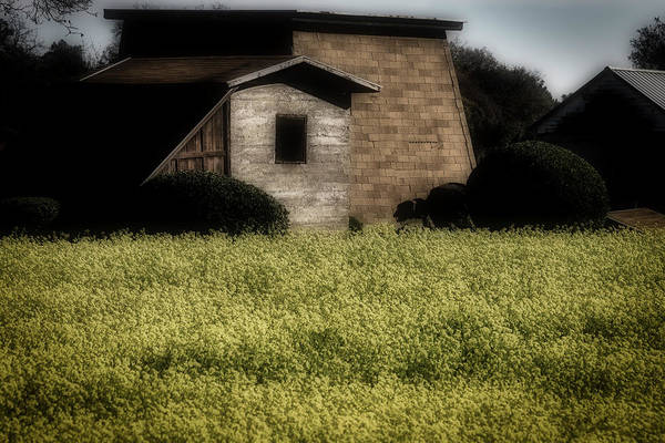 Wall Art - Photograph - Old Country Buildings by Garry Gay