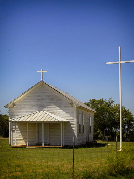 Photograph - Old Country Church  by Charles McKelroy