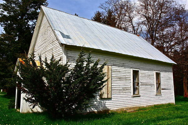 Photograph - Old Country Church by Diana Hatcher