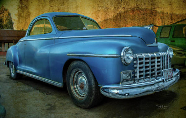 Photograph - Old Coupe by Bill Posner