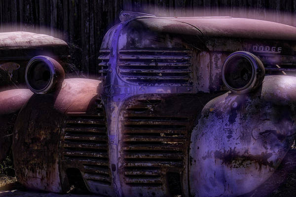 Wall Art - Photograph - Old Dodge by Garry Gay