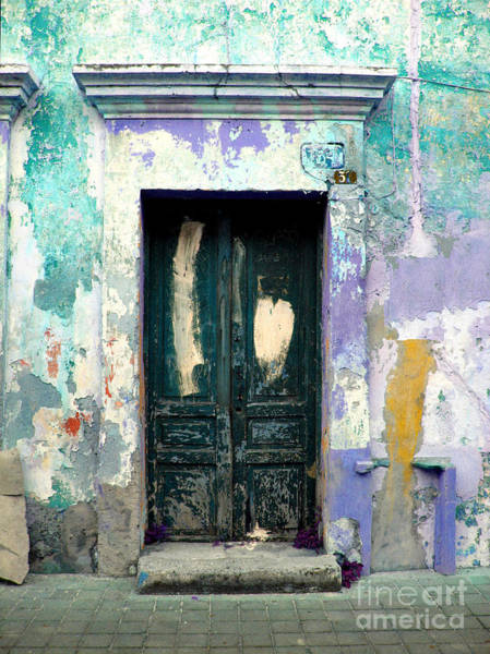 Old Door 4 By Darian Day Art Print by Mexicolors Art Photography