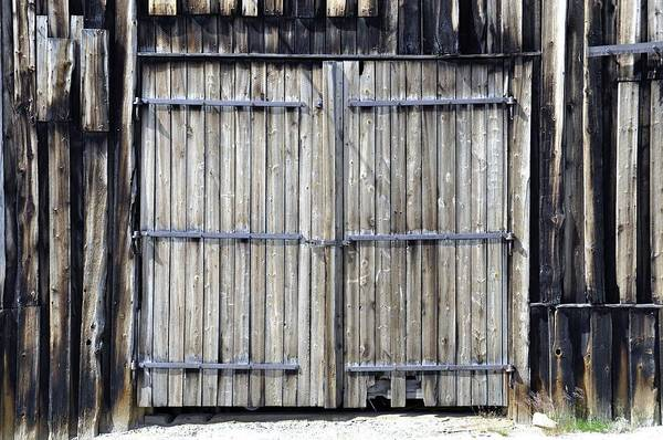 Photograph - Old Door by Thomas M Pikolin