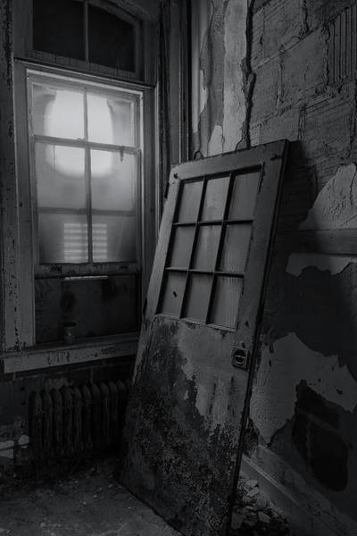 Photograph - Old Door by Tom Singleton