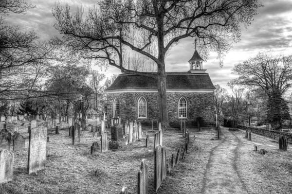 Wall Art - Photograph - Old Dutch Church Of Sleepy Hollow by David Pyatt