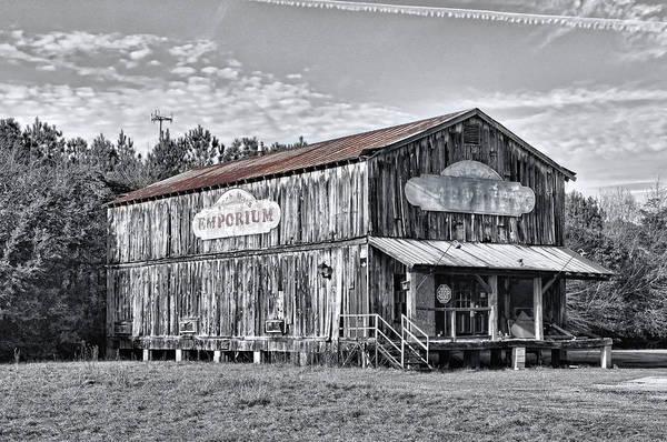 Wall Art - Photograph - Old Emporium Store by Scott Hansen