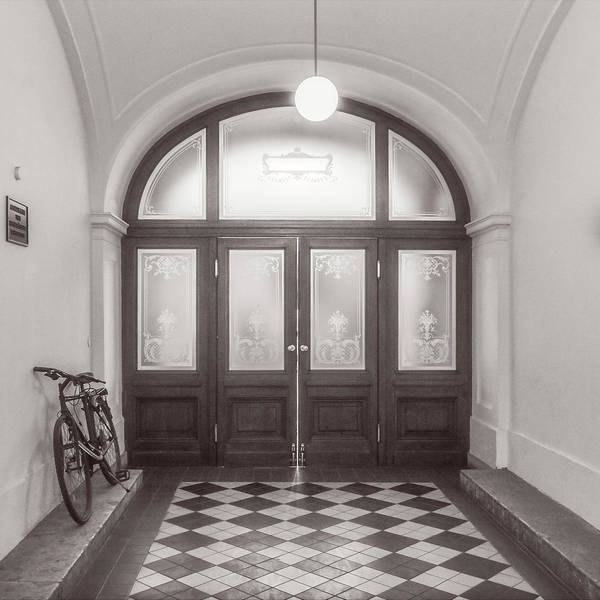 Photograph - Old Entrance by Roberto Pagani
