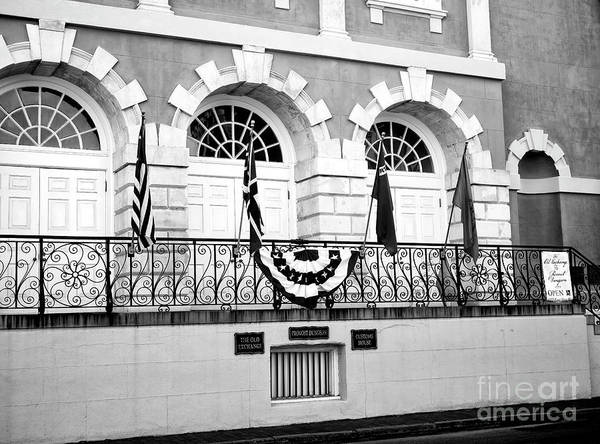 Wall Art - Photograph - Charleston Old Exchange And Provost Dungeon by John Rizzuto
