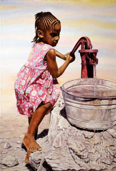 Painting - Old Faithful by Nicole Minnis