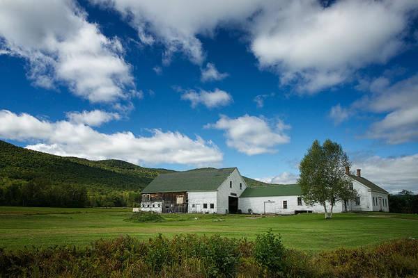 Photograph - Old Farm House by Darylann Leonard Photography