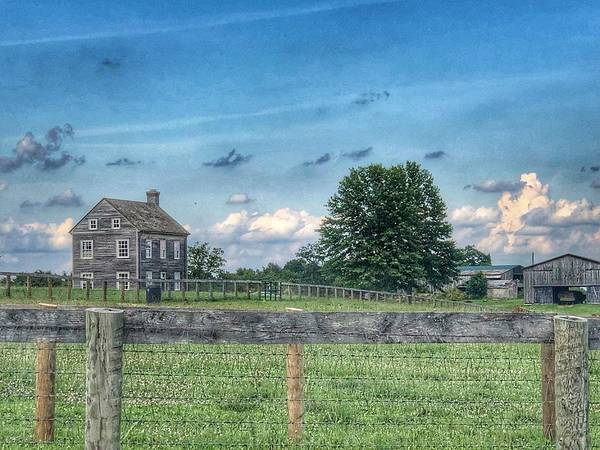 Photograph - Old Farmhouse by Sumoflam Photography