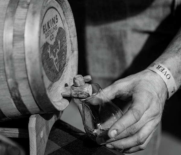 Whiskey Hill Wall Art - Photograph - Old Fashion From A Cask by Aaron Hill