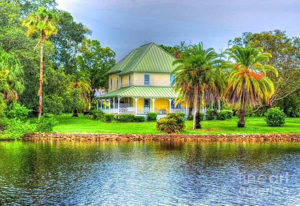 Wall Art - Photograph - Old Florida by Debbi Granruth