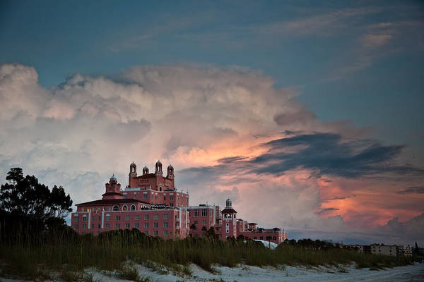 Cesar Wall Art - Photograph - Old Florida Hotel by Patrick  Flynn