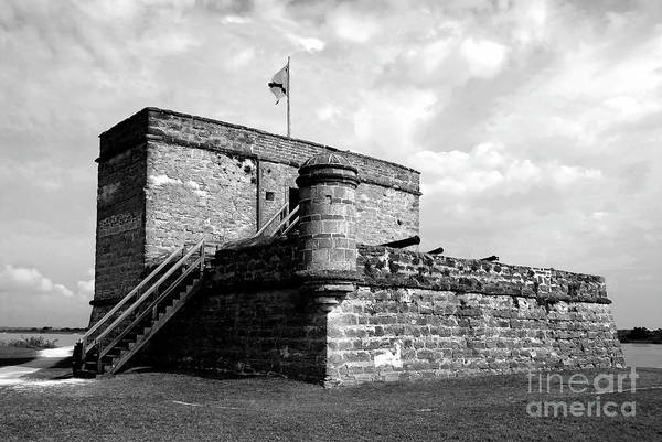 Wall Art - Photograph - Old Fort Matanzas by David Lee Thompson