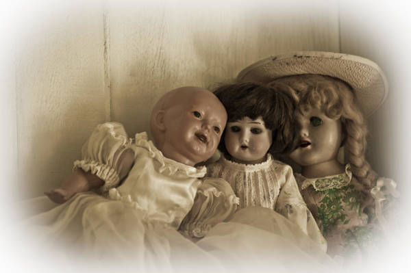 Photograph - Old Friends by Carolyn Marshall