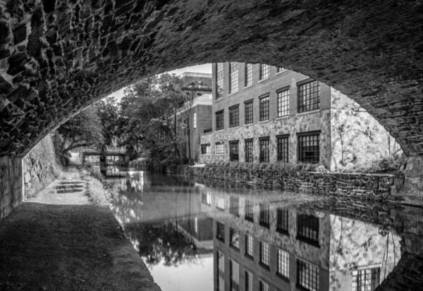 Chesapeake And Ohio Wall Art - Photograph - Old Georgetown by Matt Hammerstein
