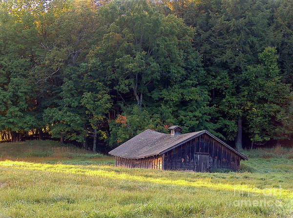 Photograph - Old Hay Barn by Kevin McCarthy