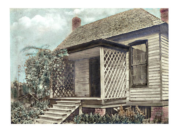 Photograph - Old Homeplace by Susan Leggett