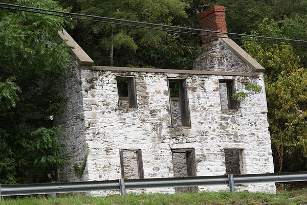 Wall Art - Photograph - Old House by Heather Green