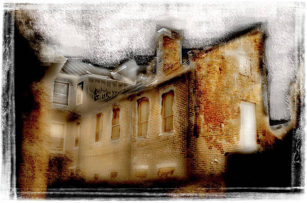 Wall Art - Painting - Old House by Ilir Pojani