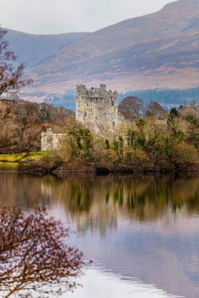 Killarney Photograph - Old Irish Stronghold by W Chris Fooshee