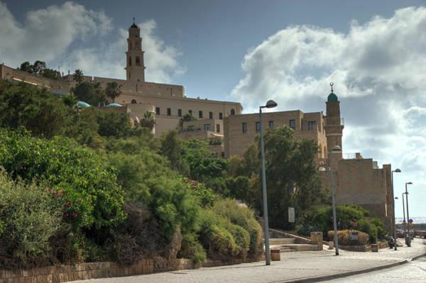 Old Jaffa Port 2 Art Print