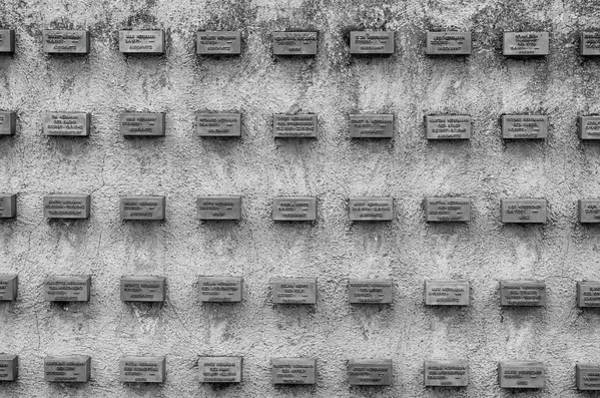 Wall Art - Photograph - Old Jewish Cemetery by Pablo Lopez