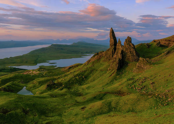 Photograph - Old Man Of Storr by Rob Davies