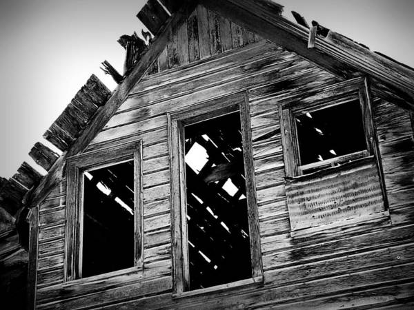 Photograph - Old Marysville 1 by Susan Kinney