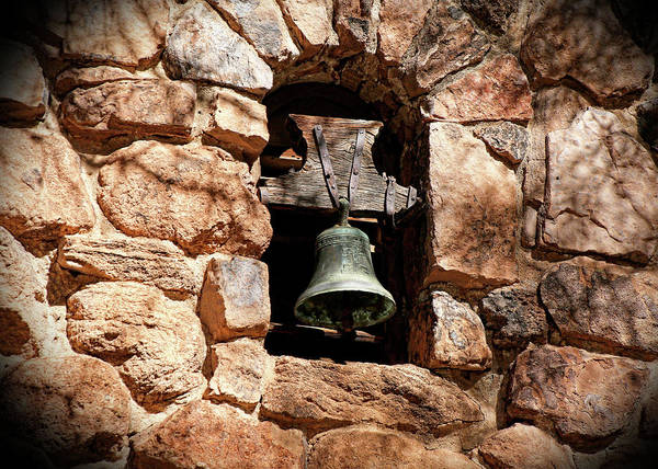 Mission Viejo Photograph - The Old Mission Bell by David Ross
