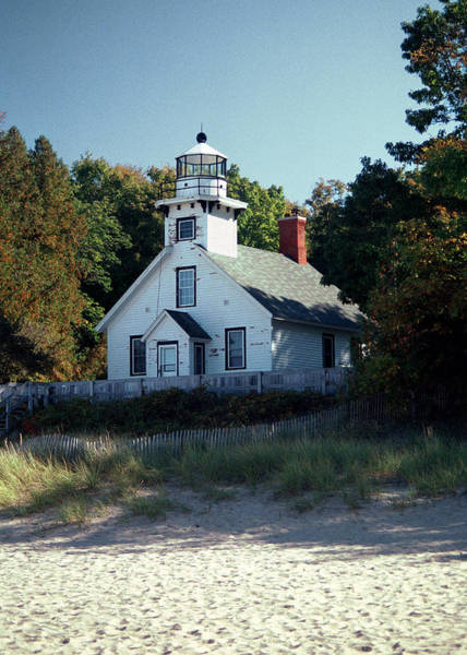 Photograph - Old Mission Point, Michigan by Kenneth Campbell