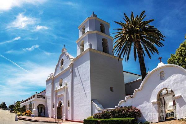 San Luis Rey De Francia Photograph - Old Mission San Luis Rey De Francia #0022 by Onie Dimaano
