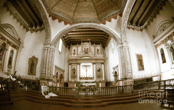 San Luis Rey De Francia Photograph - Old Mission San Luis Rey De Francia #0145 by Onie Dimaano