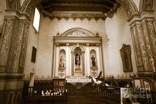 San Luis Rey De Francia Photograph - Old Mission San Luis Rey De Francia #0158 by Onie Dimaano