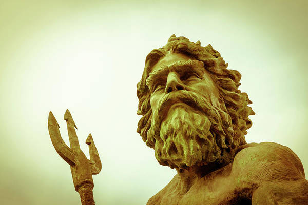 Photograph - Old Neptune by Michael Scott