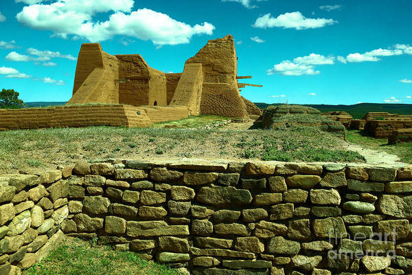 Land Of Enchantment Photograph - Old New Mexico by Jeff Swan