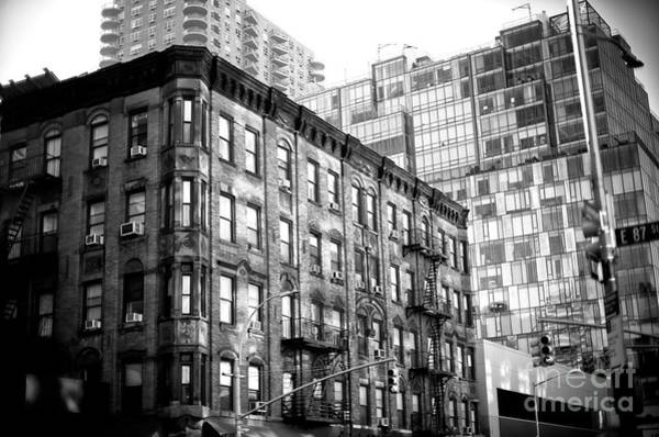 Photograph - Old New York In Uptown by John Rizzuto