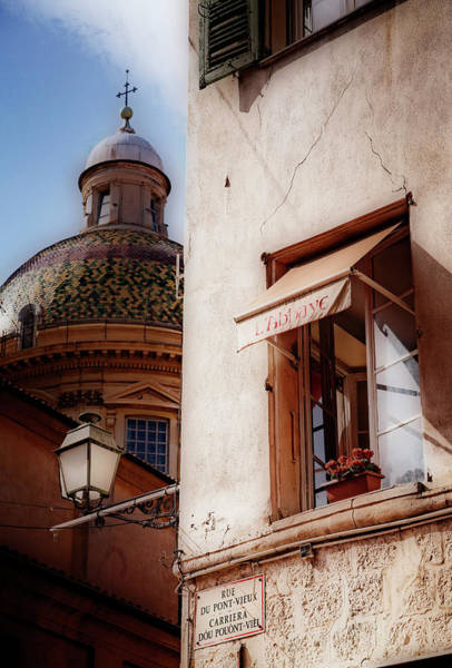 Photograph - Old Nice by Scott Kemper