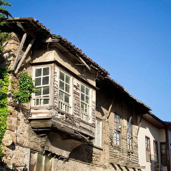 Wall Art - Photograph - Old Ottoman Building by Tom Gowanlock