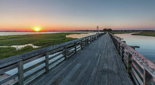 Photograph - Old Pitt Street Bridge  by Donnie Whitaker