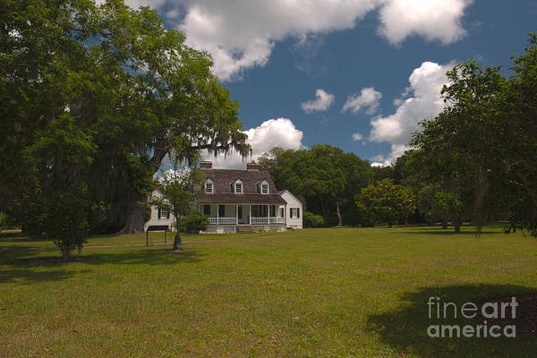 Photograph - Old Plantation by Dale Powell