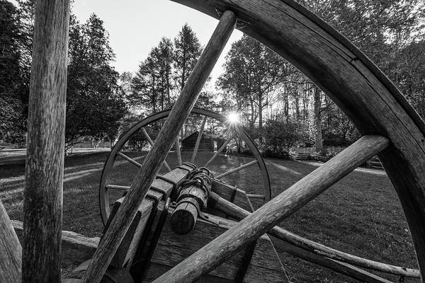Photograph - Old Point Of View by Michael Scott