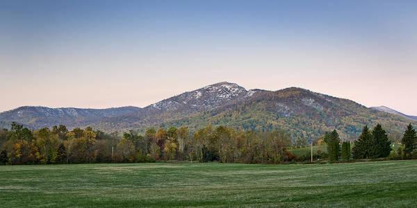 Wall Art - Photograph - Old Rag Mountain Morning - Virginia by Brendan Reals