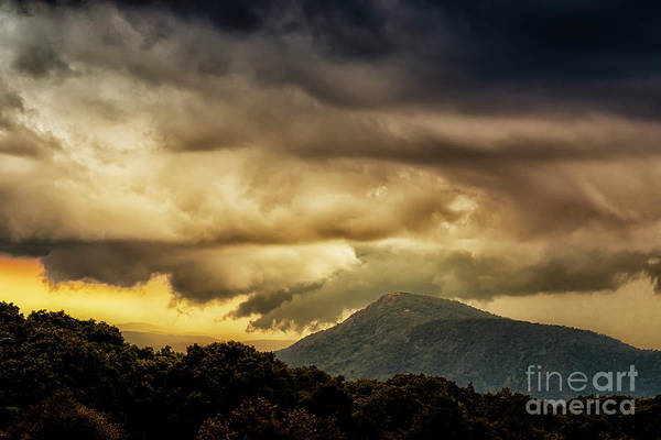 Photograph - Old Rag View Overlook by Thomas R Fletcher