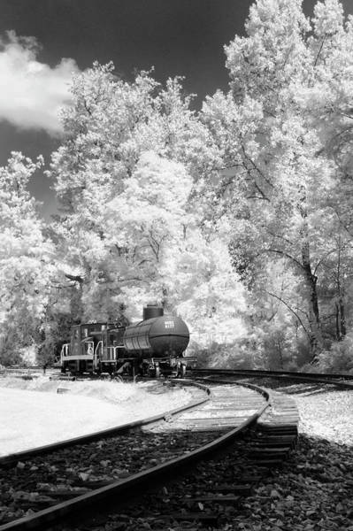 Photograph - Old Rail Siding - #2 by Paul W Faust - Impressions of Light